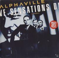 Cover Alphaville - Sensations