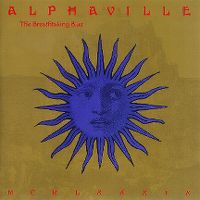 Cover Alphaville - The Breathtaking Blue