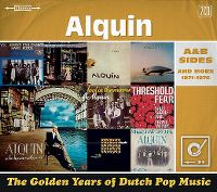 Cover Alquin - The Golden Years Of Dutch Pop Music
