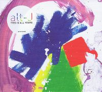 Cover Alt-J - This Is All Yours