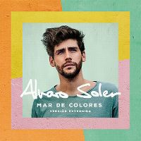 Cover Alvaro Soler - Mar de colores
