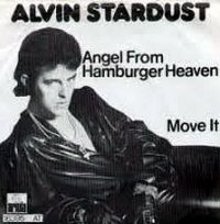 Cover Alvin Stardust - Angel From Hamburger Heaven