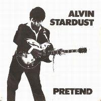 Cover Alvin Stardust - Pretend