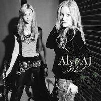 Cover Aly & AJ - Rush