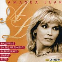 Cover Amanda Lear - Amanda Lear
