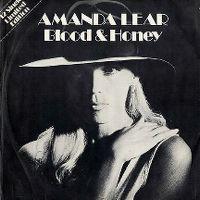 Cover Amanda Lear - Blood & Honey