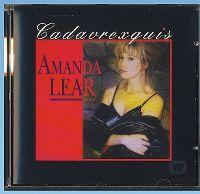Cover Amanda Lear - Cadavrexquis