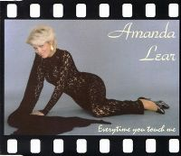 Cover Amanda Lear - Everytime You Touch Me