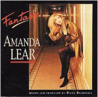 Cover Amanda Lear - Fantasy