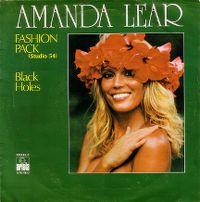 Cover Amanda Lear - Fashion Pack (Studio 54)