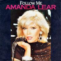 Cover Amanda Lear - Follow Me