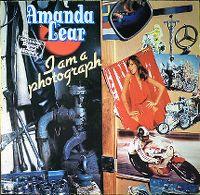 Cover Amanda Lear - I Am A Photograph