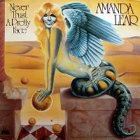 Cover Amanda Lear - Never Trust A Pretty Face
