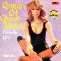 Cover Amanda Lear - Queen Of China-Town