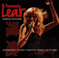 Cover Amanda Lear - Queen Of Chinatown