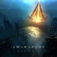 Cover Amaranthe - Manifest