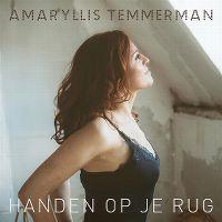 Cover Amaryllis Temmerman - Handen op je rug