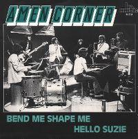 Cover Amen Corner - Bend Me Shape Me