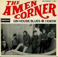 Cover Amen Corner - Gin House Blues