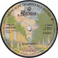 Cover America - Slow Down