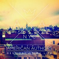 Cover American Authors - Best Day Of My Life