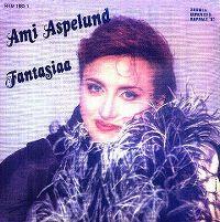 Cover Ami Aspelund - Fantasiaa