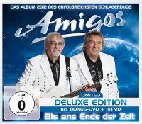 Cover Amigos - Bis ans Ende der Zeit
