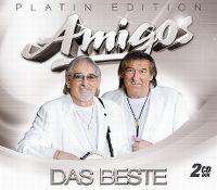 Cover Amigos - Das Beste
