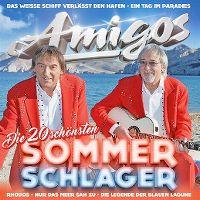 Cover Amigos - Die 20 schönsten SommerSchlager
