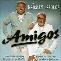 Cover Amigos - Die grossen Erfolge