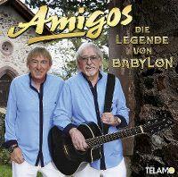 Cover Amigos - Die Legende von Babylon