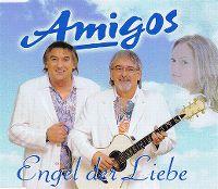 Cover Amigos - Engel der Liebe
