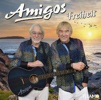 Cover Amigos - Freiheit