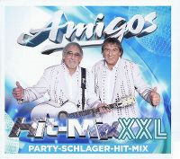 Cover Amigos - Hit-Mix