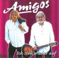 Cover Amigos - Ich steh wieder auf