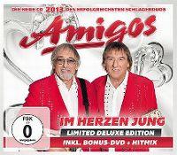 Cover Amigos - Im Herzen jung