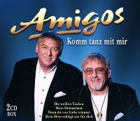 Cover Amigos - Komm tanz mit mir