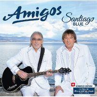 Cover Amigos - Santiago Blue