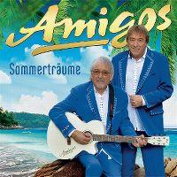 Cover Amigos - Sommerträume
