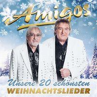 Cover Amigos - Unsere 20 schönsten Weihnachtslieder