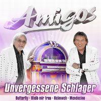 Cover Amigos - Unvergessene Schlager