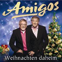 Cover Amigos - Weihnachten daheim
