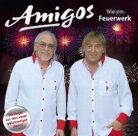 Cover Amigos - Wie ein Feuerwerk