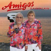 Cover Amigos - Zauberland
