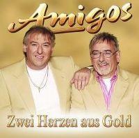 Cover Amigos - Zwei Herzen aus Gold