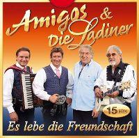 Cover Amigos & Die Ladiner - Es lebe die Freundschaft