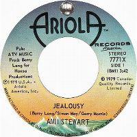 Cover Amii Stewart - Jealousy