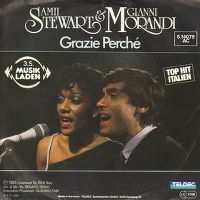 Cover Amii Stewart & Gianni Morandi - Grazie perché