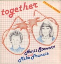 Cover Amii Stewart & Mike Francis - Together