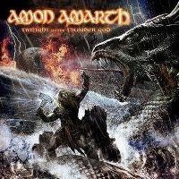Cover Amon Amarth - Twilight Of The Thunder God